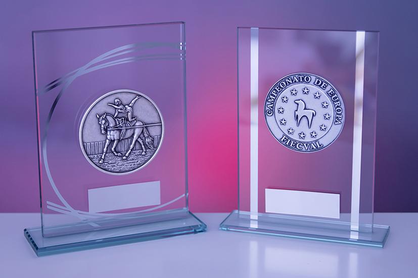 Trofeos Cristal 2355-2362