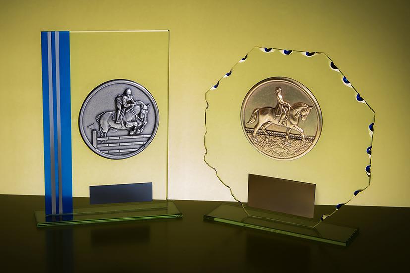 Trofeos Cristal 2374-2376