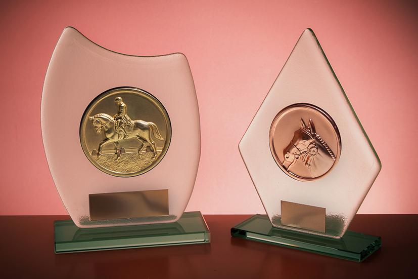 Trofeos Cristal 2385-2386