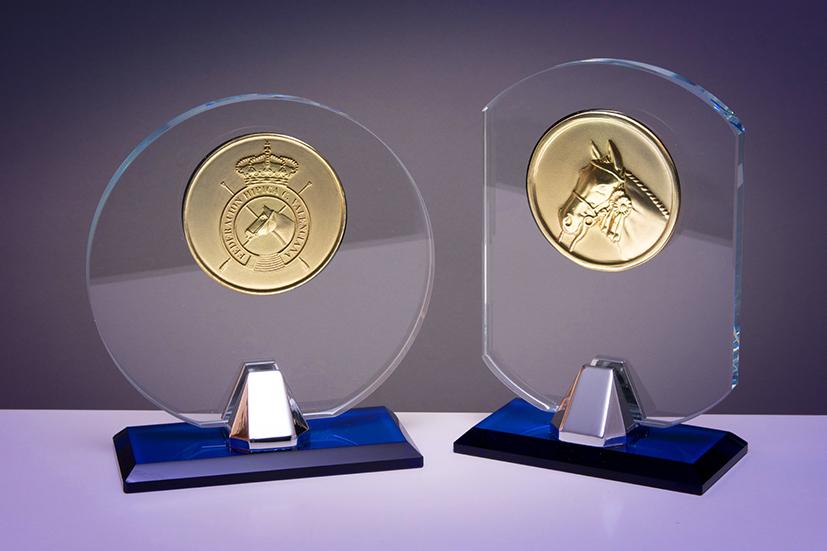 Trofeos Cristal 2330-2331